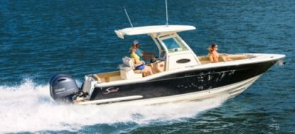 Rental Motorboat Scout 27 Naples