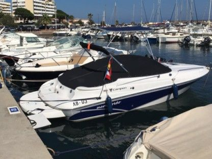 Charter Motorboat Campion 705I Sc Sainte-Maxime