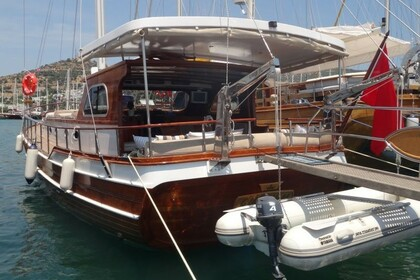 Charter Sailing yacht Small Luxury Yacht 2015 Bodrum