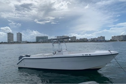 Hire Motorboat Angler 26 Pompano Beach