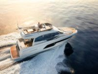 Motorboat Prestige 520 Fly