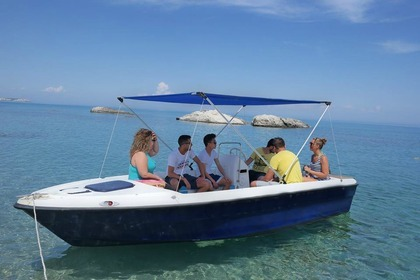 Charter Motorboat Glass Bottom Boat Rhodes
