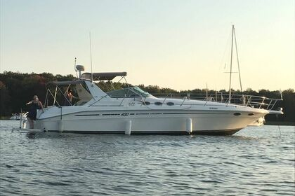 Charter Motorboat Sea Ray Express 400 CE Montreal