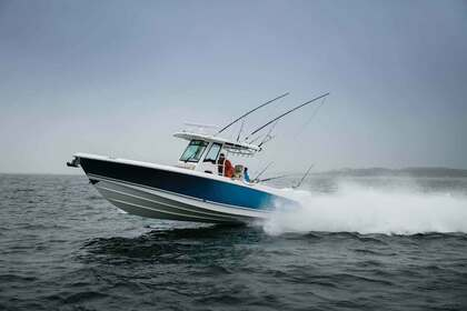 Charter Motorboat Boston Whaler 22 Galveston