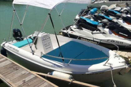 Hire Motorboat Estable 400 15 CV 4 METROS Peniscola