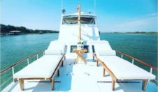 Huckins Yachts 58' Motor Yacht in Charleston for rental