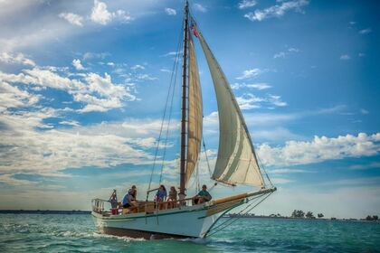 Charter Sailboat Shipjack 45 Classic Chesapeake Boston