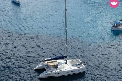 Location Catamaran Lagoon 42 TPI Santa Maria
