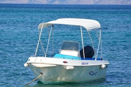 Hire Motorboat A Hellas 500 Corfu