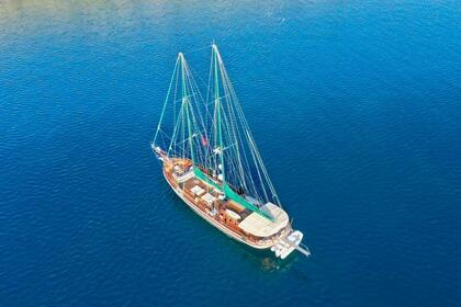 Hire Sailing yacht Gulet Ros Mare Bodrum