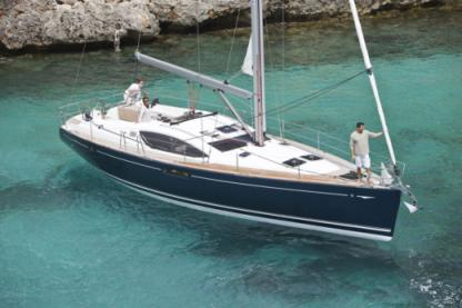 Rental Sailboat Jeanneau Jeanneau 50Ds Annapolis