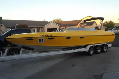 Charter Motorboat DJ Doubt It 28 Tortilla Flat