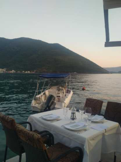 Charter Motorboat Saver Open 580 Tivat