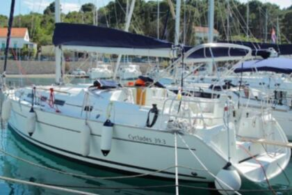 Rental Sailboat Beneteau Cyclades 39.3 Ibiza