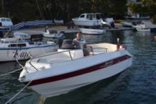 Motorboat Marinello 22 Open for rental
