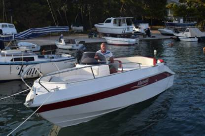 Rental Motorboat Marinello 22 Open Okrug Gornji