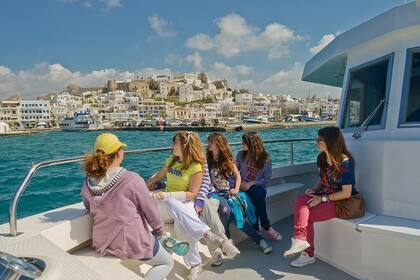 Hire Motorboat Custom Motorboat Naxos