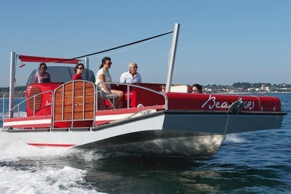 Hire Motorboat Beacher Beach R 8 La Teste-de-Buch