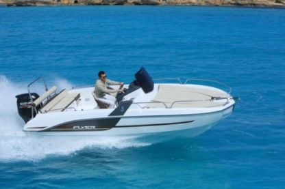 Rental Motorboat Beneteau Flyer 6.6 Saint-Cyprien