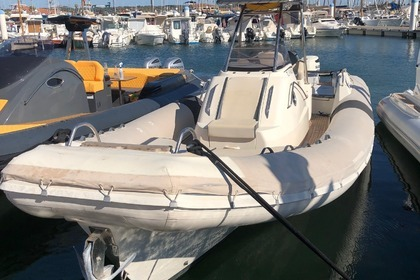 Location Semi-rigide NUOVA JOLLY PRINCE 34 Bandol