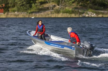 Rental Motorboat Linder Fishing 440 Råröd