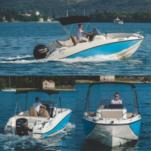 Quicksilver Activ 555 Open in Tivat for hire