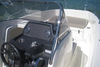 Charter Motorboat Quicksilver 675 Rab