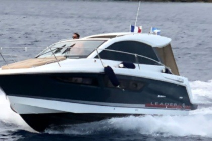 Rental Motorboat Jeanneau Leader 9 St-Laurent-du-Var