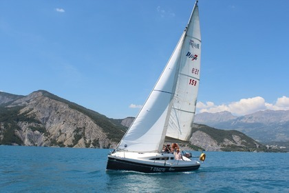 Rental Sailboat B2 MARINE Djinn7 Chorges