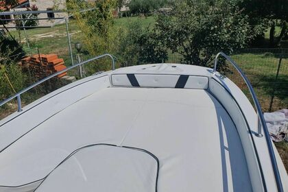 Hire Motorboat Orrizzonti Andromeda 580 Rab