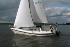 Zeilboot Friendship 22 Sport