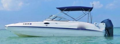 Charter Motorboat Hurricane Sd 237 Key West