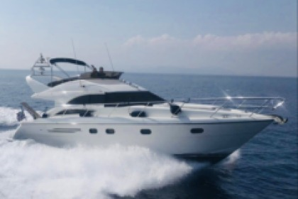 Rental Motorboat Princess Princess 45 Porto Cheli