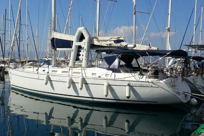 Charter Sailboat DUFOUR 43 Volos