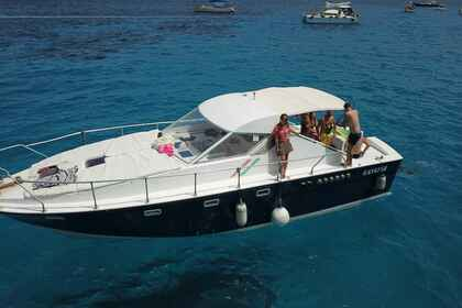 Hire Motorboat ITALCRAFT Aermar 36 fc Trapani
