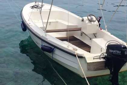 Charter Motorboat Pasara Adria 450 Cres