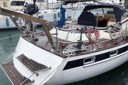 Hire Sailboat Najad 440 Vaxholm