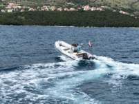 Joker 530 in Trogir