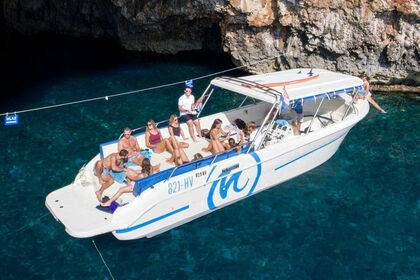 Hire Motorboat Enzo 35 Hvar