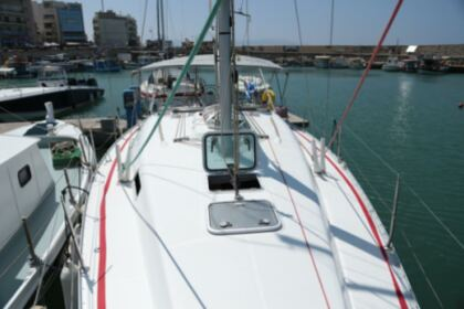 Hire Sailboat Beneteau Oceanis Clipper 361 Heraklion