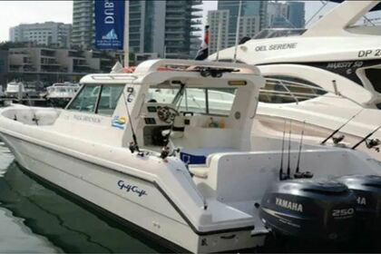 Charter Motorboat Gulf Craft 36 Dubai
