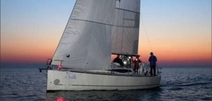 Rental Sailboat Alpha Yacht Cobra 33 Chioggia