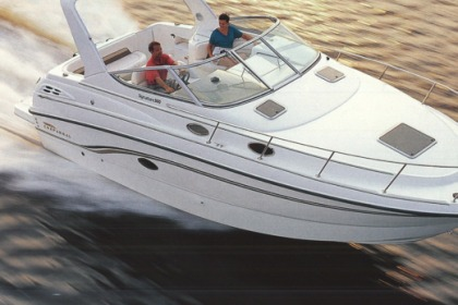 Charter Motorboat Chaparral Signature 300 Porto Lagos