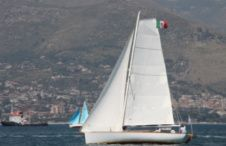 Sailboat Cantiere Alto Adriatico Monfalcone Italy Custom One Off for rental