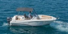 Jeanneau Cap Camarat 7.5 Cc in Trogir for hire