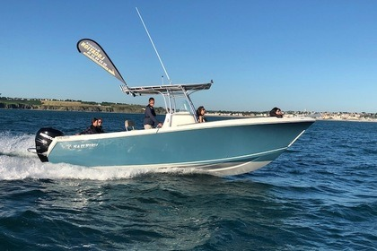 Charter Motorboat Sailfish 2660cc Granville