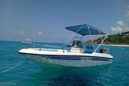 Hire Motorboat Ocean Florida Open 5.20 Tropea