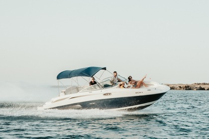 Verhuur Motorboot Sea Ray 260 Ibiza