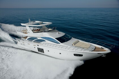 Location Yacht Azimut 77 Cannes