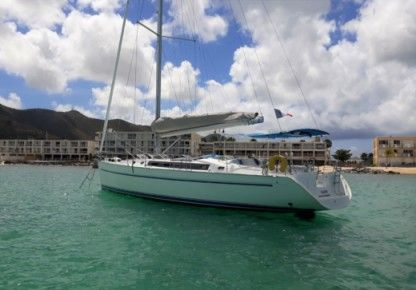Location Voilier Beneteau Cyclade 50.5 Le Marin